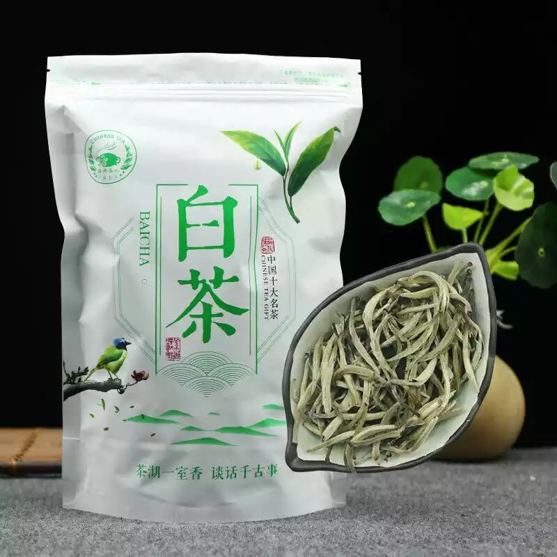 Thé blanc du printemps